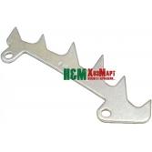 Упор зубчатый для электропил Stihl MSE 140, 160, 180, 200, Штиль (11236640501)