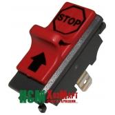 Выключатель для бензопил Jonsered 2163, 2165, 2171, 2186, Китай (25557083)