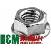 Гайка крепления шины для электропил McCulloch CSE1835, CSE2040, Хускварна (5300159-17)