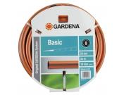 """Шланг садовый поливочный Gardena Basic, 3/4"""", 25, Гардена (18143-29.000.00)"""