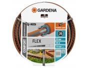 """Шланг садовый поливочный Gardena Flex Comfort, 1/2"""", 50, Гардена (18039-20.000.00)"""