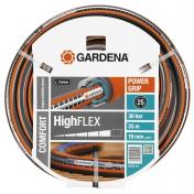 """Шланг садовый поливочный Gardena HighFLEX, 3/4"""", 25"""