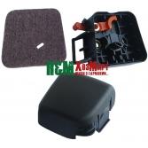 Корпус воздушного фильтра для триммеров Stihl FS 38, 45, 55, Штиль (41401402850)