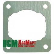 Прокладка цилиндра для мотокос Stihl FS 38, 45, 55, 75, 80, 85