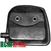 Глушитель для триммеров Stihl FS 38, 45, 55, Штиль (41401400617)