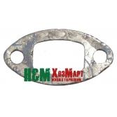 Прокладка глушителя для триммеров Stihl FS 38, 45, 55, Штиль (41401490602)