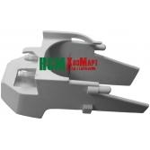 Держатель курка газа для мотокос Stihl FS 38, 45, 55, Штиль (41407915400)