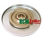 Защитная тарелка редуктора для мотокос Stihl FS 55, 56, 70, Штиль (41377103800)
