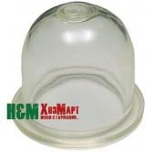 Праймер-кнопка подкачки топлива для мотокос Stihl FS 38, 45, 46, 55, 56, 75, 80, 85, 90, 100, 110, 130, Штиль (42261212700)