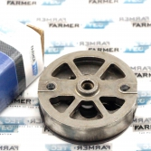 Сцепление FARMERTEC для мотокос Stihl FS 120, 200, 250, 300, 350, 400, 450, 480, ФАРМЕРТЕК (PJ12015)
