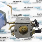 Карбюратор FARMERTEC для бензопил Husqvarna 362, 365, 372, ФАРМЕРТЕК (PJ36516)