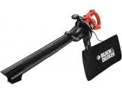 Садовый воздуходув-пылесос Black&Decker GW2200, Блек Декер (GW2200)