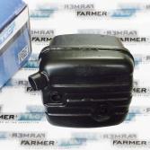 Глушитель FARMERTEC для бензопил Husqvarna 340, 345, 346, 350, 353, ФАРМЕРТЕК (PJ35076)