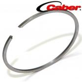 Поршневое кольцо Caber D40x1.2 для бензопил Stihl MS 210, 211, 230, мотокос Stihl FS 400, Кабер (103-17)