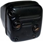Глушитель для бензопил Jonsered 2156, 2159, Хускварна (5047069-01)