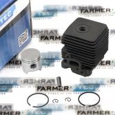 Поршневая FARMERTEC D34 для триммеров Stihl FS 38, 45, 55, ФАРМЕРТЕК (QGFS5534)