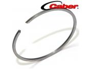 Поршневое кольцо Caber D42x1.5 для бензопил Husqvarna 45, 242, 345, 346, Jonsered 2145, 2147, Кабер (103-08)