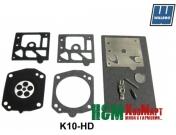 Ремкомплект K10-HD карбюратора Walbro для бензопил Stihl MS 270, 280, 341, 361, 440, 441, 460, 461, Валбро (Y29.18.147)