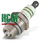 Свеча зажигания Bosch WSR6F для бензорезов Stihl TS 400, 410, 420, 510, 760, 700, 800, Бош (11104007005)