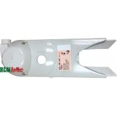 Кришка стартера до бензорізів Stihl TS 400, Штиль (42231900411)