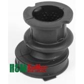 Колено карбюратора для бензорезов Stihl TS 400, 700, 800, Штиль (42231412200)