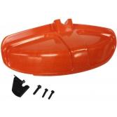 Кожух защитный комбиноированный для мотокос Husqvarna 122, 124, 125, 128, Хускварна (5450309-01)
