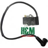 Катушка зажигания для мотокос Stihl FS 120, 200, 250, 300, 350, мотобуров Stihl BT 120, 121, ВИНЗОР (ST120-121588)