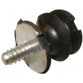 Віброізолятор (амортизатор) до бензопил Husqvarna 61, 66, 266, 268, 272, ВИНЗОР (HU61-120471)