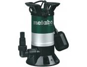 Насос занурювальний для забрудненої води Metabo PS 15000 S, Метабо (0251500000)