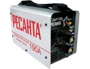Зварювальний інвертор Ресанта САИ 190, Resanta (САИ190)