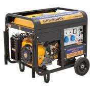 Бензиновий генератор Sadko GPS-8000E