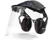 Захисні навушники з маскою Нusqvarna, Хускварна (5056653-48)