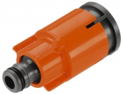 Конектор для шлангу  зі стоп-клапаном Gardena, Гардена (05797-20.000.00)