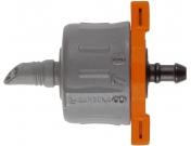 Крапельниця кінцева регульована, що компенсує тиск Gardena, Гардена (08316-29.000.00)