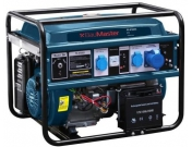 Бензиновый генератор BauMaster PG-87155EX, БауМастер (PG-87155EX)