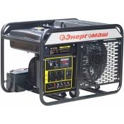 Бензиновий генератор Енергомаш ЭГ-87952