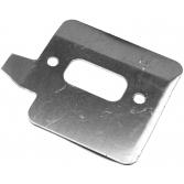 Пластина глушителя для бензопил Husqvarna 362, 365, 372, Хускварна (5037758-02)