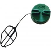 Крышка топливного бака для мотокос Husqvarna 124, 125, 128, воздуходувок Husqvarna 125