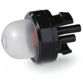 Праймер-кнопка подкачки топлива для бензопил и бензорезов Husqvarna, Jonsered, McCulloch, Хускварна (5039366-01)