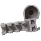 Защитное прикрытие натяжителя цепи для электропил Stihl MSE 140, 160, 180, 200 и бензопил Stihl MS 170, 180,  210, 230, Штиль (11236642205)