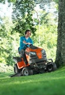 Садові трактори