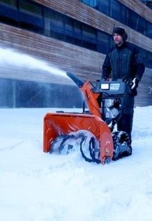 Снігоприбиральники